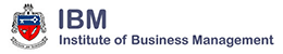 IBM Institute of Business Management Logo