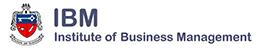 IBM Institute of Business Management Logo
